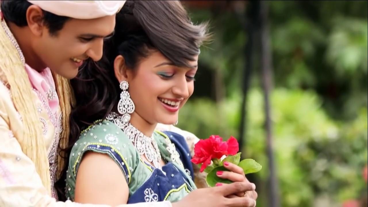 Cute Punjabi Married Couple Wallpaper Indian Wedding Poses Idea Youtube