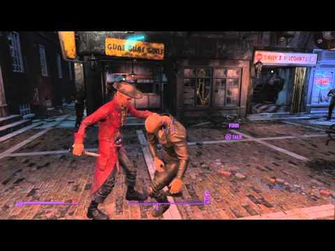 Fallout 4 - Meeting John Hancock