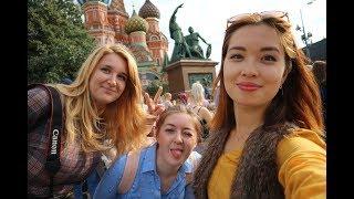 МОСКВА || в Google центре с блоггерами ||  ЗООПАРК