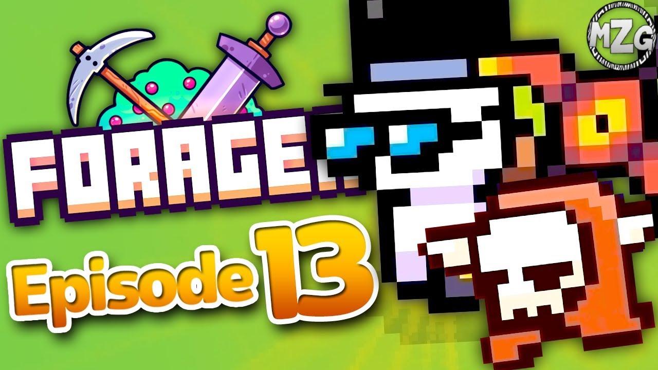 Download Forager Gameplay Walkthrough - Episode 13 - Best Episode EVER!? (Closed Beta)