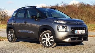 Citroen C3 Aircross - 2018 review