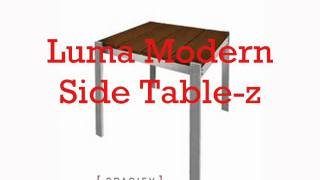 Outdoor Tables - Coffee, Modern Outdoor Coffee Table