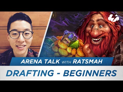 Arena Talk with Ratsmah: Drafting Tips and Tricks for Beginn