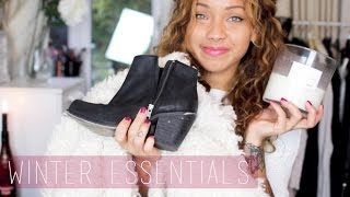 WINTER ESSENTIALS | Style, Beauty etc. Thumbnail
