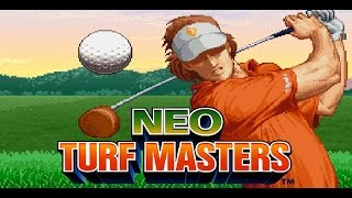 NEO TURF MASTERS iOS / Android Gameplay