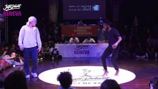 Finał House na Just Debout 2017 Geneva!