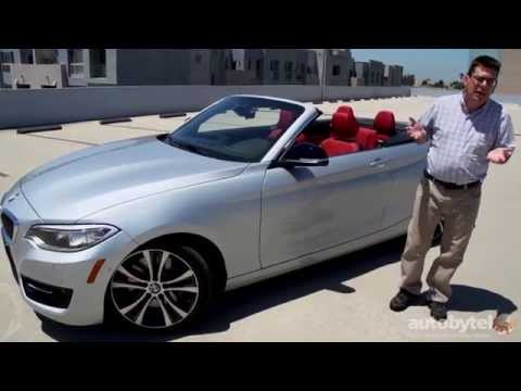 Elegant 2015 BMW 220i Convertible  Car Review  Doovi