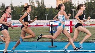 Women's 1500m at Meeting Madrid 2018