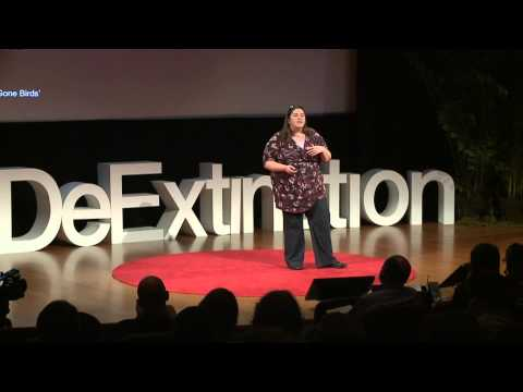 Why and Why Not Is a Matter of Specifics: Kate Jones at TEDxDeExtinction