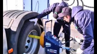 Грузовой шинный центр TyrePlus Гомель