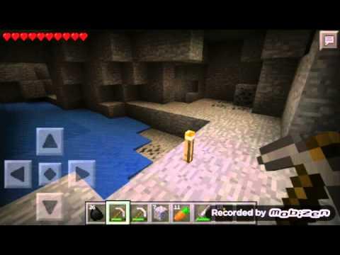 Minecraft Survival 3. Bölüm(elmas Bulduk)
