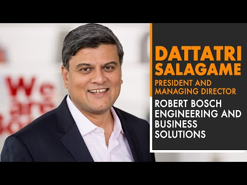 RBEI exec Dattatri Salagame on AIoT, reskilling and strategy for India
