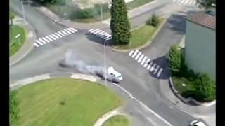 Crash moteur Volkswagen Moteur qui s'emballe