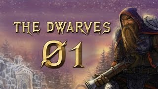 The Dwarves Gameplay - Part 1 (DEFEND THE GATE - Let