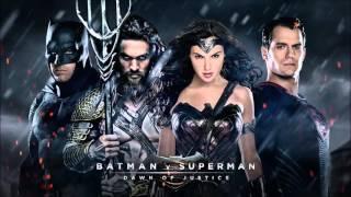 Batman vs Superman Soundtrack ( Is She With You? - Wonder Woman Intro ) - Hans Zimmer , Junkie XL