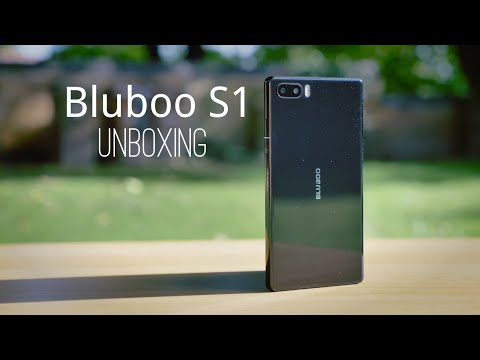 Bluboo S1 Unboxing Indonesia