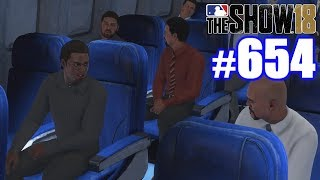 CLINCHING THE EAST OVER THE YANKEES! | MLB The Show 18 | Road to the Show #654