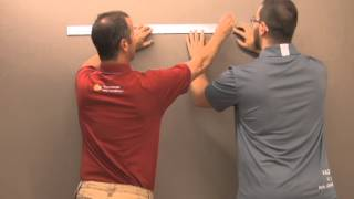 How to install a piece of furniture on your wall - South Shore Furniture