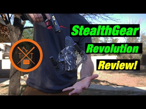 Is The Stealth Gear USA Revolution Holster Safe For CCW?