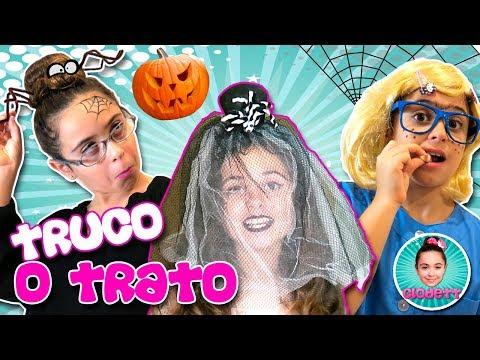 🎃 ¿¿TRUCO o TRATO?? 🍬 TIPOS de personas en HALLOWEEN 👻 Parodia para niños