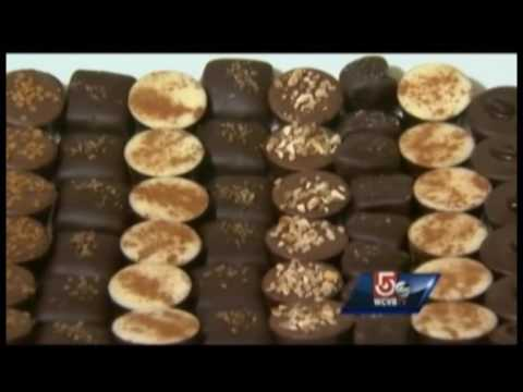 WCVB-TV Chronicle and Harbor Sweets Salt & Ayre - Made in Massachusetts