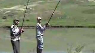 erzurumda balık avı