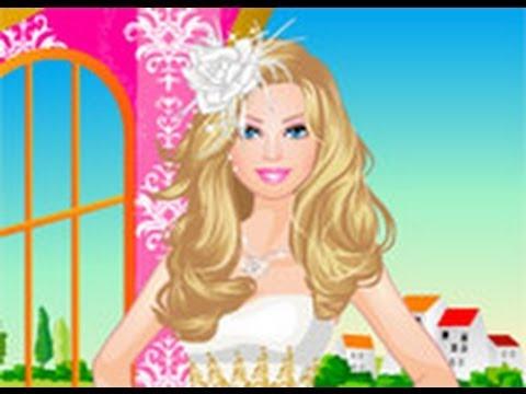 Juegos De Barbie Para Vestir Y Maquillar Youtube