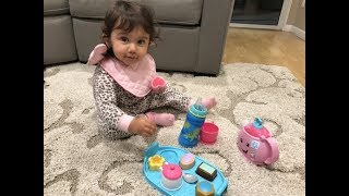 Favorite Toys For Babies and Toddlers! Building Language!