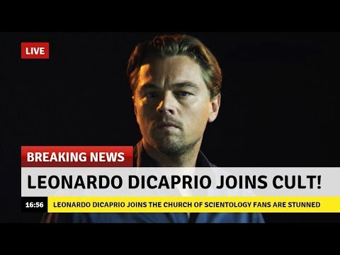 Leonardo DiCaprio Joins SCIENTOLOGY CHURCH? Tom Cruise Falls Apart! Latest Hollywood Gossip