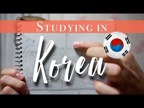 Classes at a Korean University (Film Major)   NIGHT MASK TALK
