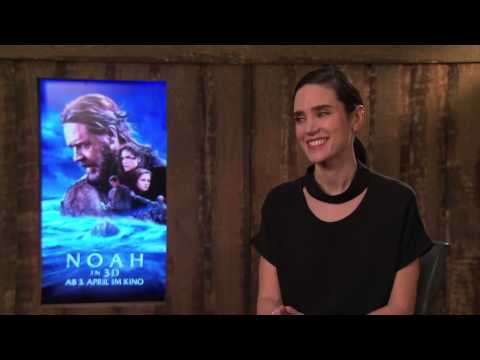 Jennifer Connelly Interview NOAH Berlin 2014