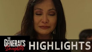 Corazon gets emotional with what happened to Elai and Sabel | The General's Daughter