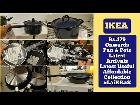 ikea-part-2--rs.179-onwards-pan-&-pots-latest-arrivals|-latest-useful-affordable-collection-#laikras