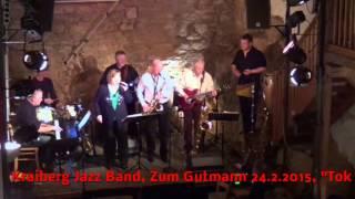 """Kraiberg Jazz Band, Zum Gutmann, """"Tok Tok Tok"""" (Kitty Hoff)"""