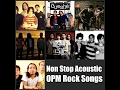 Download Non Stop Acoustic OPM Rock Band Songs MP3 song and Music Video