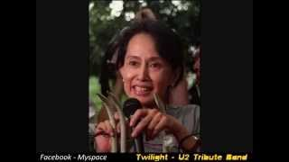 Walk On - U2 (Aung San Suu Kyi)