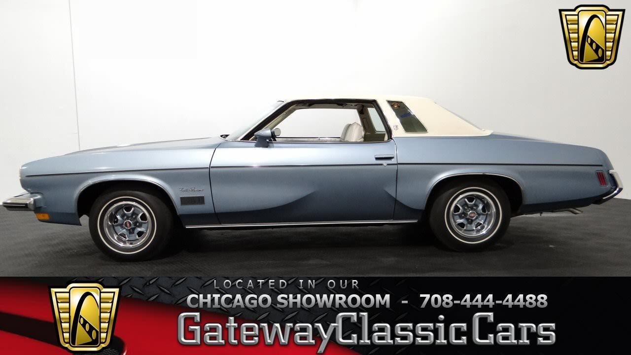 1973 oldsmobile cutlass supreme gateway classic cars 835 for 1973 oldsmobile cutlass salon