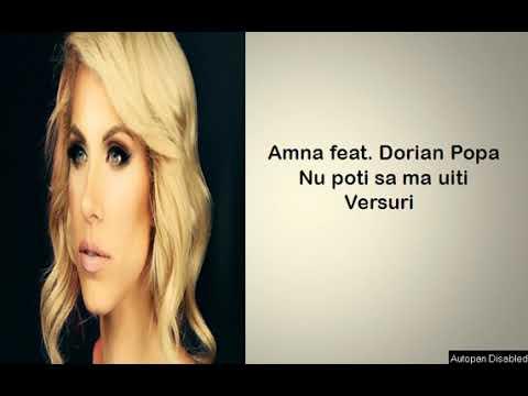 Amna & Dorian Popa - Nu Poti sa ma uiti