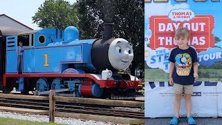 Our Day Out With Thomas Family Vlog 2019
