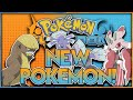 BRAND NEW POKEMON REVEALED! DONALD TRUMP AND MORE! POKEMON SUN AND MOON NEWS!