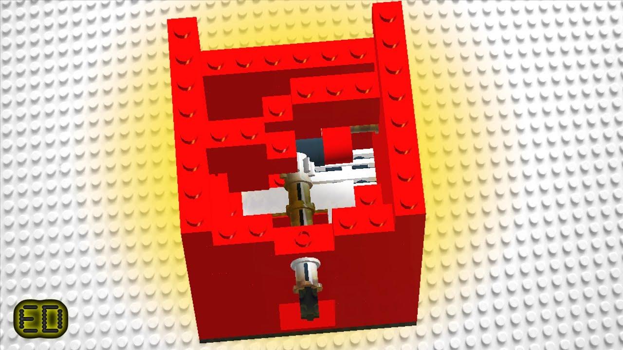 Instructions Lego Candy Machine V39 Youtube