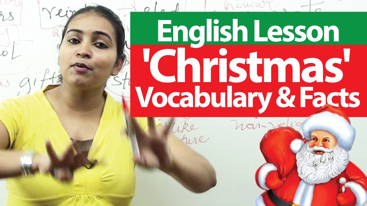 christmas information in english Christmas definition: (the period just before and after) 25 december, a christian holy day that celebrates the birth of jesus christ:  learn more.