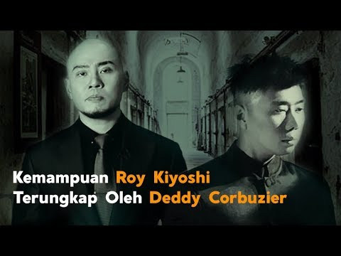 Kemampuan  Roy Kiyoshi Diungkap Di Acara  Hitam Putih  Deddy  Corbuzier Trans7