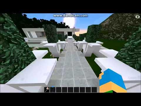 Visite #19/ Maginifique maison moderne !