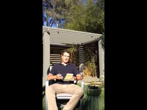 Jon Tenney accepts Kyra Sedgwick's ALS Ice Bucket Challenge