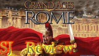 Grand Ages Rome | Imperium Civitas 3 | Imperium Romanum 2 | Review