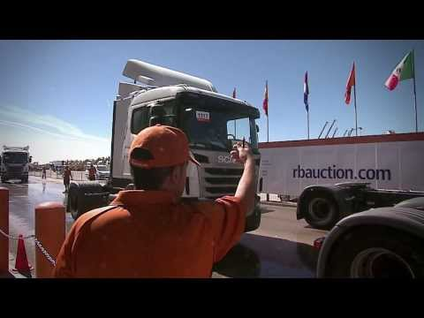 Trucks, Trailers And Transportation Equipment At Ritchie Bros. Auctions In Europe