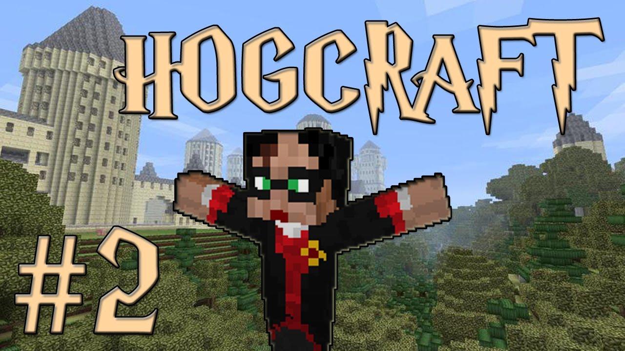 Minecraft Hogcraft Hogwarts Episode HARRY POTTER SKIN YouTube - Harry potter skins fur minecraft