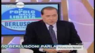 Italian PM Silvio Berlusconi denies sex scandal