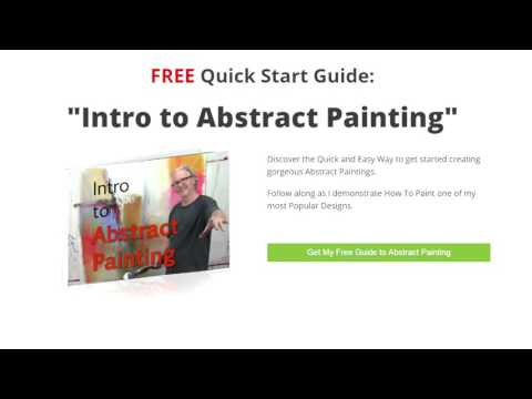 Free Quick Start Guide to Abstract Art